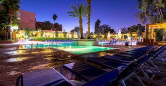 فندق فرح مراكش - مراكش - حوض السباحة