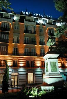 Villa Real Hotel - Madrid - Building