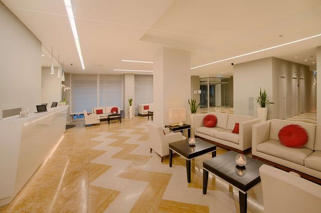 NH La Spezia - La Spezia - Σαλόνι ξενοδοχείου