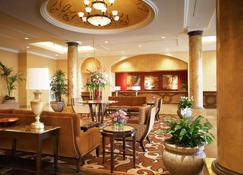 Doubletree Suites By Hilton Anaheim Rsrt - Conv Cntr - Анахайм - Lobby