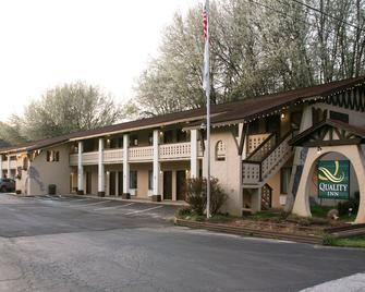Quality Inn Downtown Helen - Helen - Building