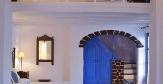Tamarix Del Mar Suites - Kamari - Habitación