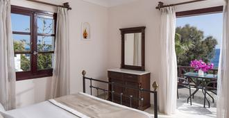 Veggera Hotel - Thera - Bedroom