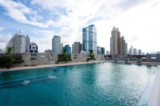 Sathorn Grace Serviced Residence - Bangkok - Bể bơi
