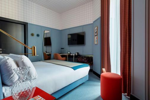 Room Mate Giulia - Milan - Bedroom