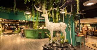 Finders Hotel - Taipéi - Lobby