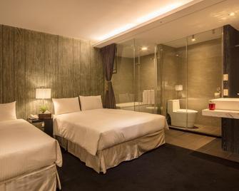 路境行旅 - 台北市 - 臥室