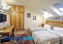 Vinotel Boutique Hotel - Tbilisi - Bedroom