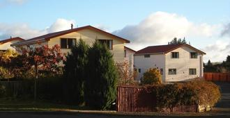 Ossies Motels and Chalets - Ohakune - Building