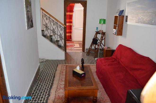 Tanger chez habitant - Tangier - Living room