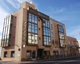 Sol Almería - Almería - Building