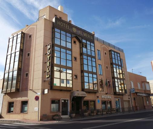 Sol Almería - Αλμερία - Κτίριο