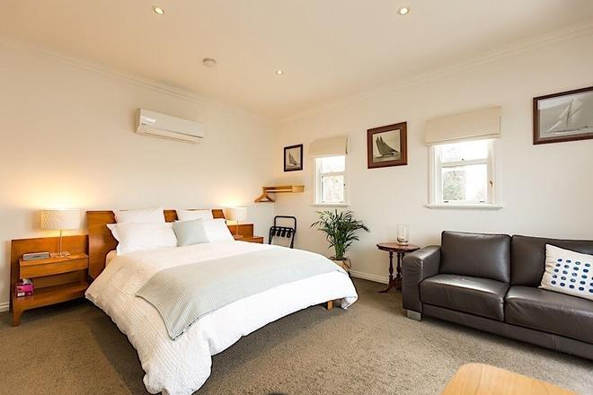 Port Boutique Accommodation - Port Fairy - Schlafzimmer