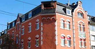 Hotel Rheinischer Hof - Дюссельдорф - Здание