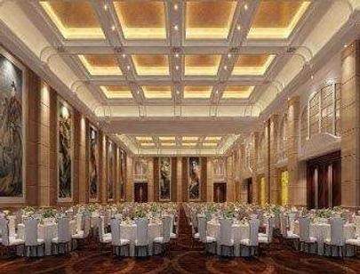 Ramada by Wyndham Huizhou South - Huizhou - Bankettsaal