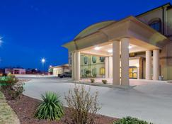 Best Western Palace Inn & Suites - Big Spring - Rakennus