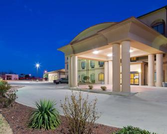 Best Western Palace Inn & Suites - Big Spring - Gebäude