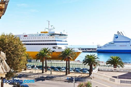 Hôtel Riviera - Bastia - Beach