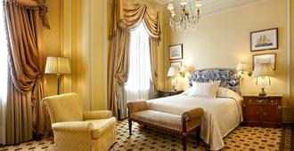 Hotel Grande Bretagne, a Luxury Collection Hotel, Athens - Athens - Bedroom