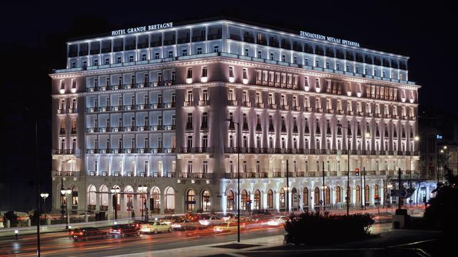 Hotel Grande Bretagne, a Luxury Collection Hotel - Αθήνα - Κτίριο