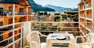 Residence Foch - Lourdes - Varanda