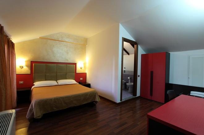 Lux Hotel Durante - Milan - Bedroom
