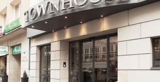 Townhouse Hotel - Fráncfort - Edificio