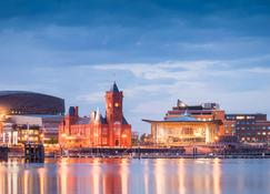 Park Plaza Cardiff - Cardiff - Vista del exterior