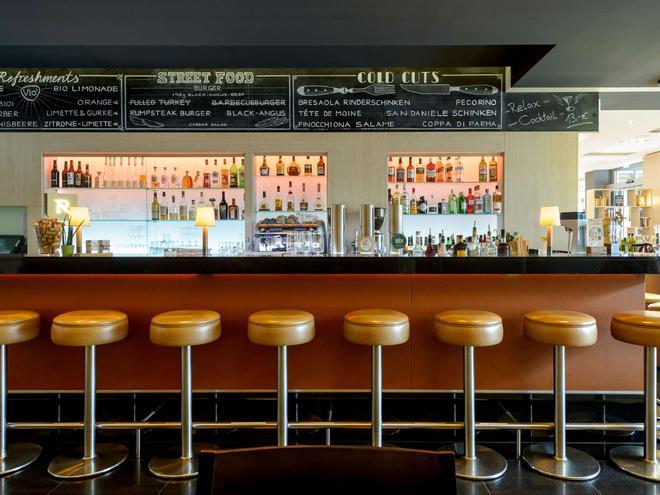 漢堡中心區美居酒店 - 漢堡 - 漢堡 - 酒吧