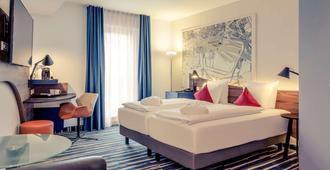 Mercure Hotel Hamburg Mitte - המבורג - חדר שינה