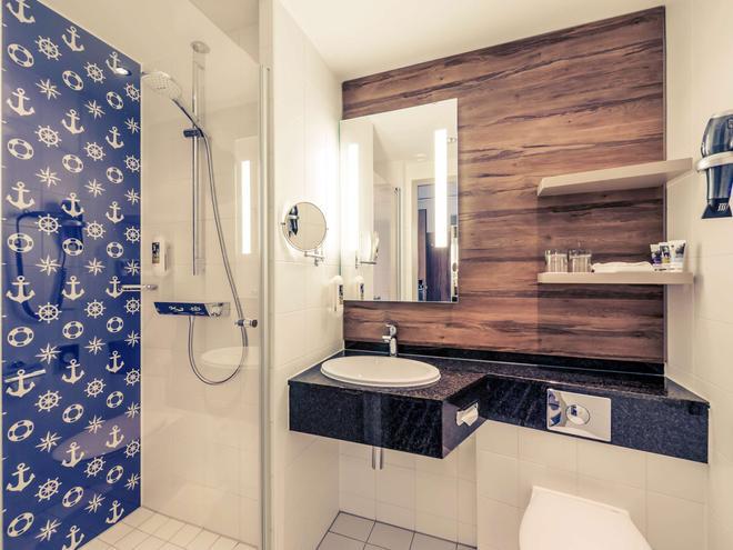 漢堡中心區美居酒店 - 漢堡 - 漢堡 - 浴室
