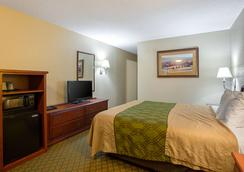 Rodeway Inn and Suites Kearney - Kearney - Bedroom
