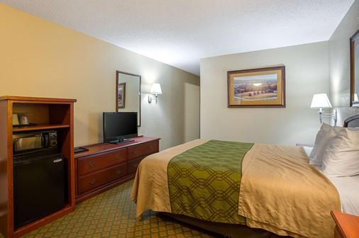 Rodeway Inn and Suites Kearney - Kearney - Bedroom
