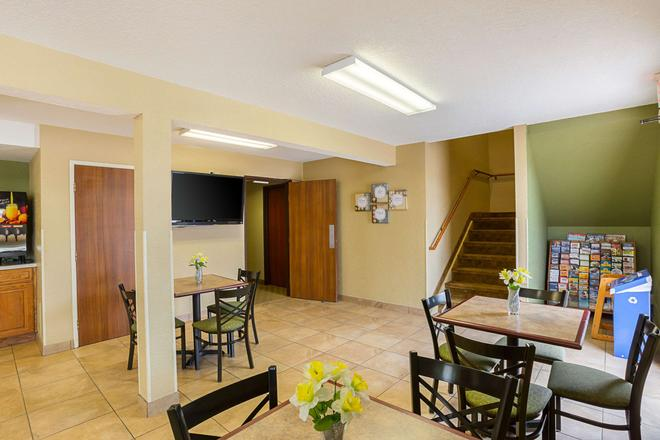 Rodeway Inn and Suites Kearney - Kearney - Dining room