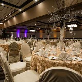 Edmonton Inn and Conference Centre - Edmonton - Bankettsaal