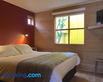 Palafito Azul Apart Hotel - Castro - Bedroom