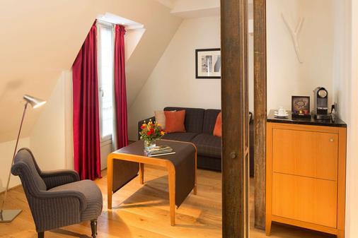 Hotel Le Six - Paris - Phòng khách