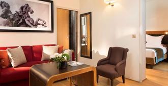 Hotel Le Six - París - Sala de estar