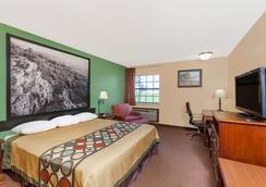 Super 8 by Wyndham Searcy AR - Searcy - Schlafzimmer