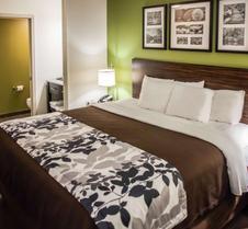 Sleep Inn and Suites Topeka