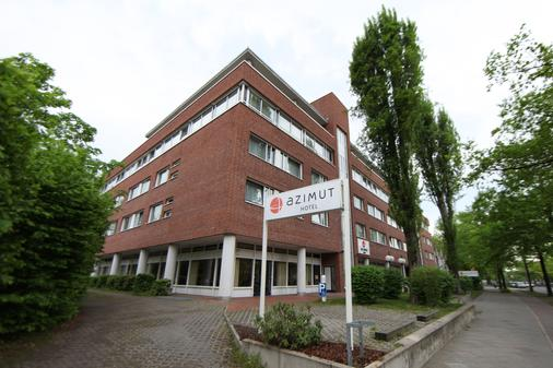 Azimut Hotel City South Berlin - Berlijn - Gebouw