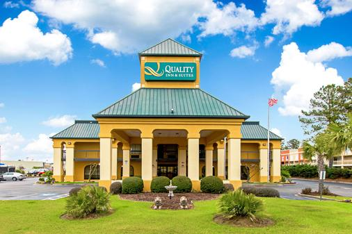 Quality Inn & Suites Civic Center - Florence - Building