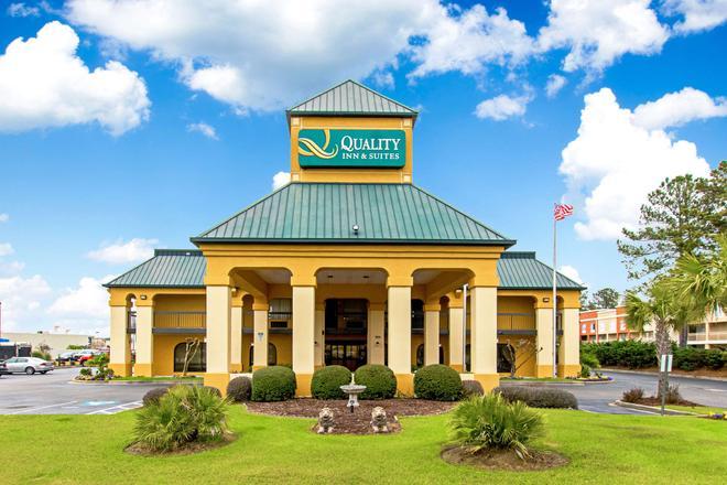 Quality Inn & Suites Civic Center - Florence - Rakennus