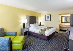Quality Inn & Suites Civic Center - Florence - Makuuhuone
