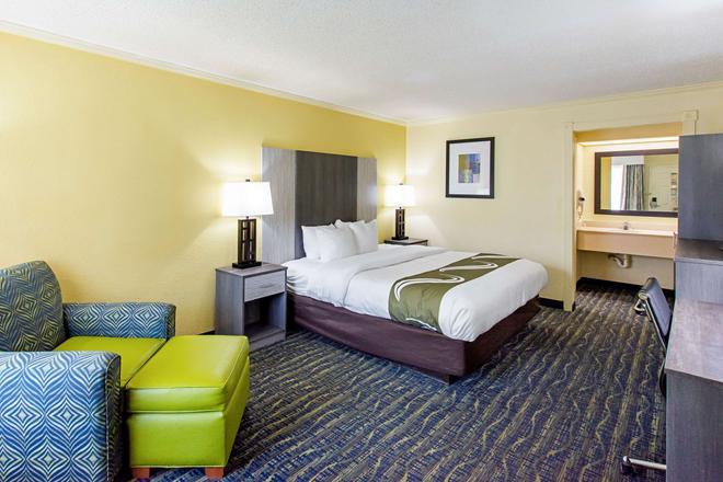 市民品質套房酒店 - 弗羅倫斯 - 佛羅倫斯(南卡羅來納州) - 臥室