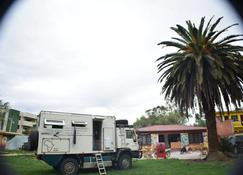 La Cúpula Hotel & Camping - Tarija - Edificio