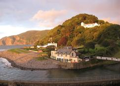 Rock House Hotel Guest House - Lynmouth - Building