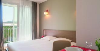 Appart'City Cherbourg Centre Port - Cherbourg-en-Cotentin - Bedroom