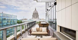 AC Hotel by Marriott Madison Downtown - מדיסון - מרפסת