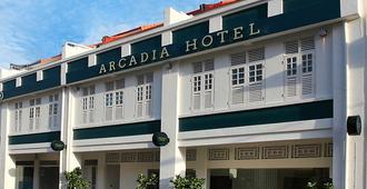 Arcadia Hotel - Singapur - Edificio